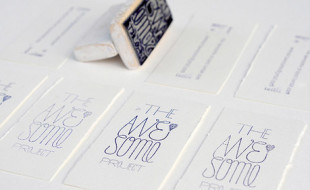 Hand Stamped Business Card – Awesome Project