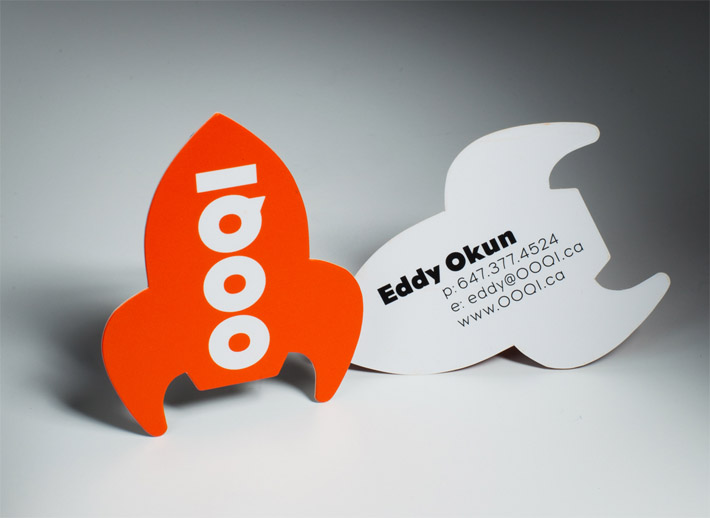Cool custom business card eddy okun cardrabbit inshare reheart