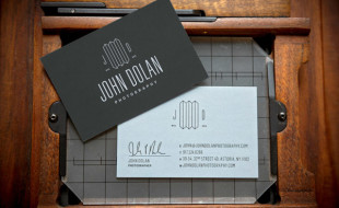 Cool Business Card – John Dolan