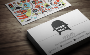 Cool and Creative Business Card Template