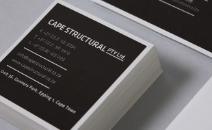 Cool Custom Business Card – Cape Structural