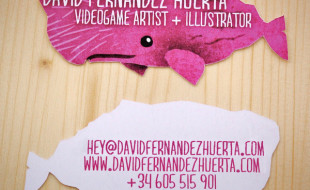 Creative Business Card - David Fernandez Huerta