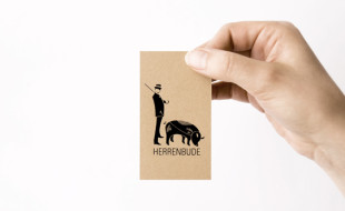 Cool Business Card – HerrenBude