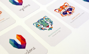 Creative Business Cards - Vyclone