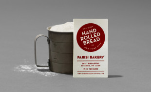 Custom Business Card - Parisi Bakery