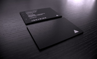 Cool Business Card - Armarion
