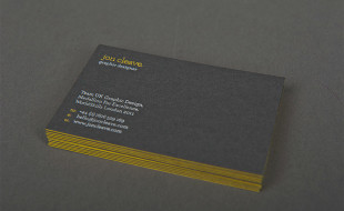 Cool Business Cards – Jon Cleave