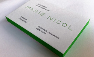 Cool Business Card - Marie Nicol