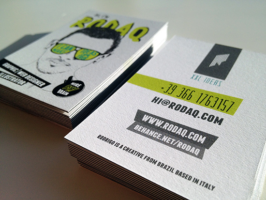Cool Business Card – Rodaq