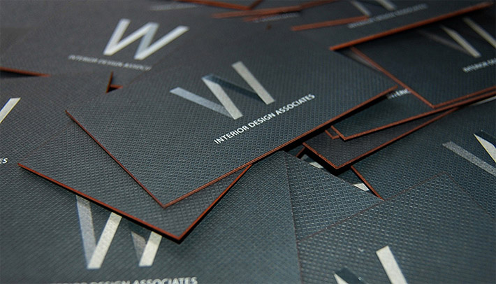 Cool Business Card – Websters Interiours