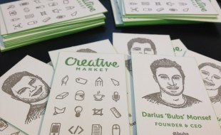 Cool Business Cards - Creative Market