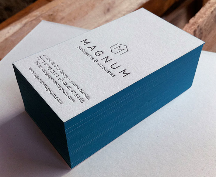 Cool Business Cards – Magnum