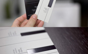 Cool Business Cards - Sandra Boïls