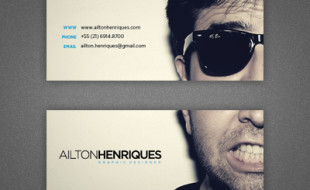 Creative Business Card - Ailton Henriques