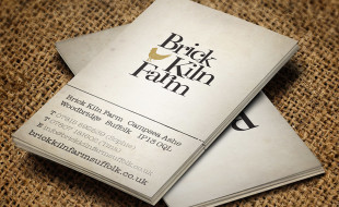 Creative Business Card - Brick Kiln Farm
