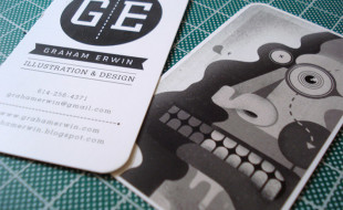 Creative Business Card - Graham Erwin