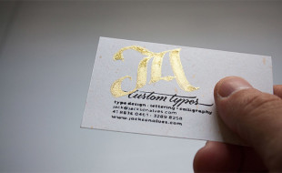 Creative Business Card – Jackson Alves