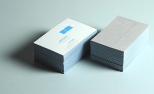 Custom Business Card - DMWORKROOM