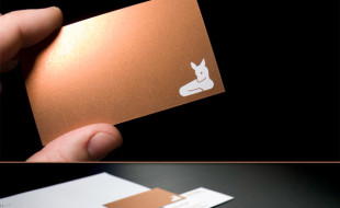 Unique Business Card – My Deer