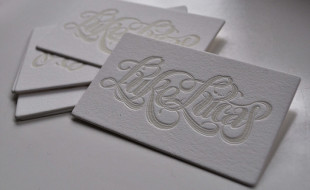 Unique Business Cards – Luke Lucas