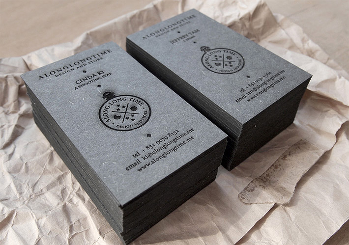 Unique Laser Etched Business Cards Alonglongtime Cardrabbit Com