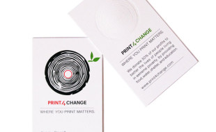 Creative Business Cards - Print 4 Change
