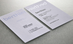 Cool Business Card - Belthier
