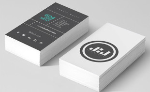 Cool Business Card Design - Shafeez Walji
