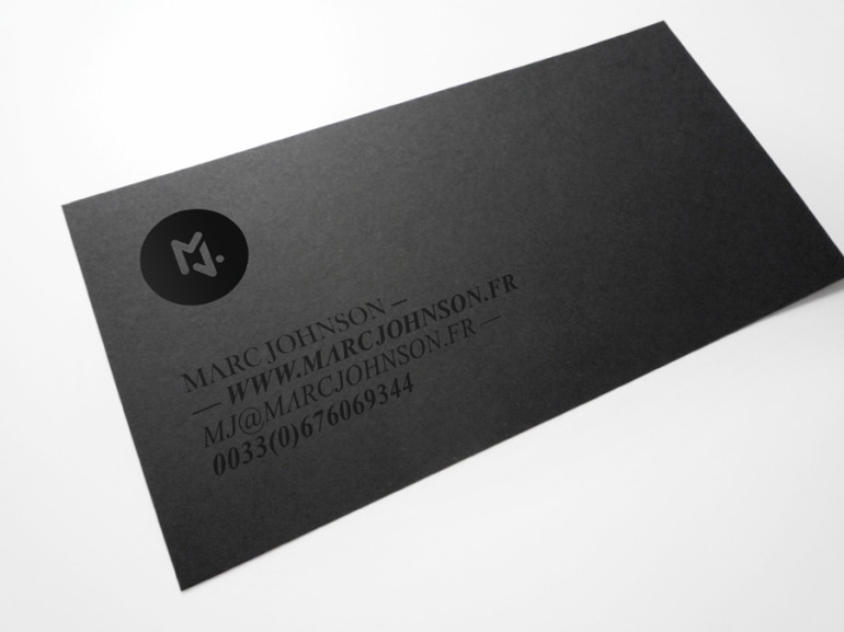 Cool dark business cards marc johnson cardrabbit cool dark business cards marc johnson colourmoves