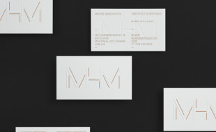 Custom Business Card - Maxine Marcovitch