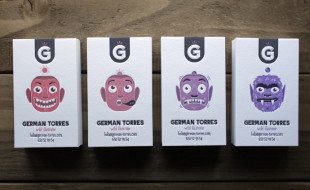 Custom Letterpress Business Card - German Torres