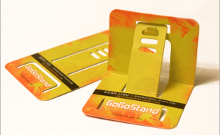 GoGoStand Business Card