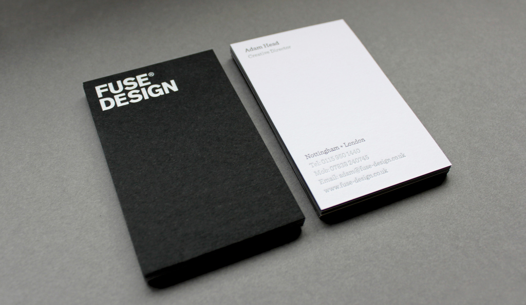 Cool Business Cards – Effektive Design