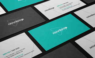 Custom Business Cards - Miniloop