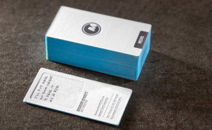 Creative Custom Business Cards - Brandon Bennet 3