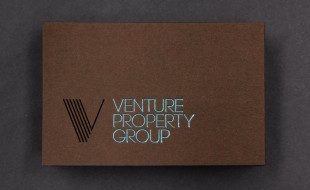 Custom Business Card - Venture Property Group 2