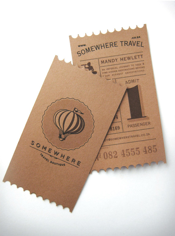 Unique Travel Business Cards Unique Business Cards
