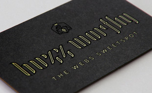 Cool Business Card - Buzz Worthy