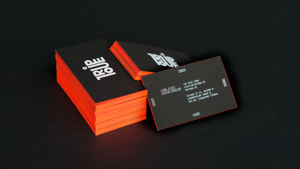 Cool Business Card – Exotics Boutique