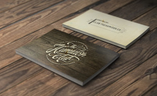 Creative Business Cards - The Humidor Club 2