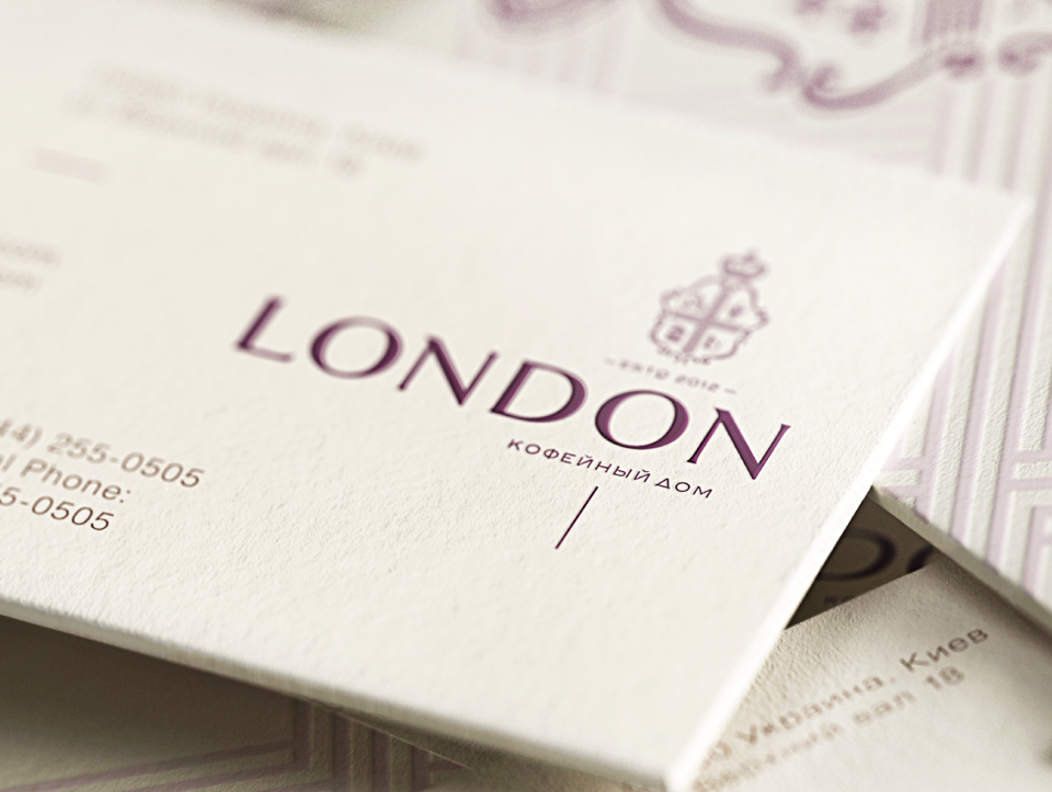 Cool Business Card – Scaline London | CardRabbit.com
