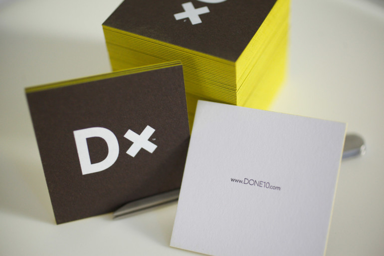 Cool Square Business Cards - Done10