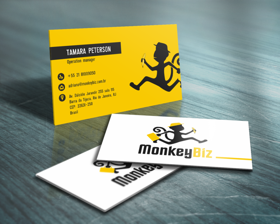 Funny Business Cards | CardRabbit.com