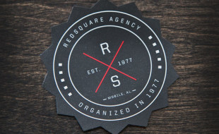 Unique and cool business cards cardrabbit part 7 unique coaster business cards redsquare agency reheart Choice Image
