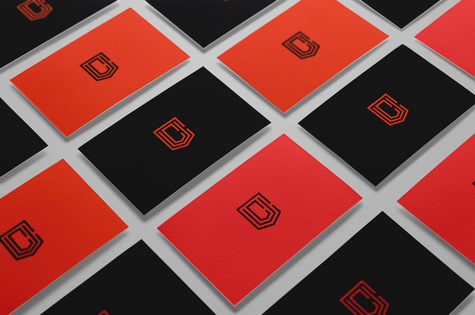 Cool Business Card Design - Christian Vizcarra