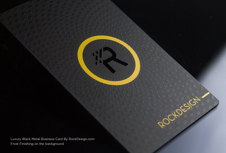 luxury business cards - Romeo.landinez.co