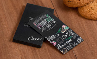 Creative Business Card - Piadina Romagnola