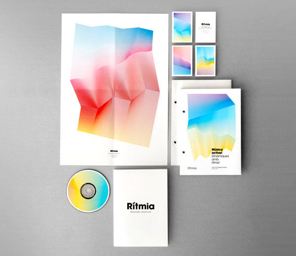 Creative Custom Business Card - Ritmia 3