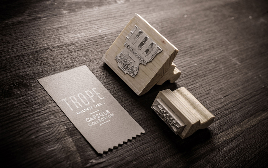 Creative Business Card - Trope