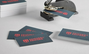 Unique Business Cards - Ashford and Ashford 2